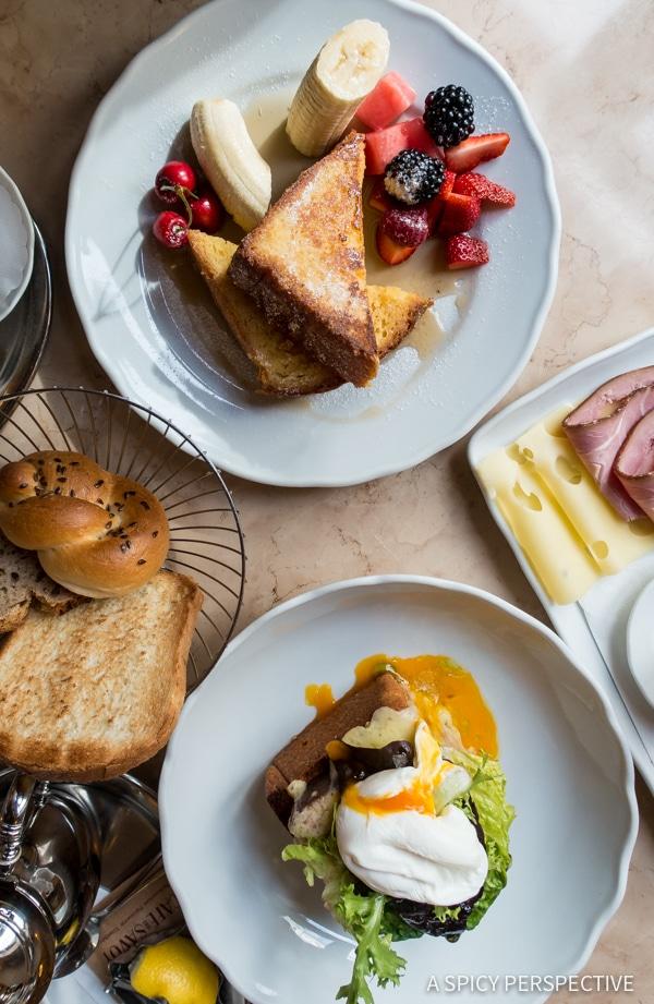 Prague Dining - Top 10 Reasons to Visit Prague, Czech Republic | ASpicyPerspective.com #travel #europe
