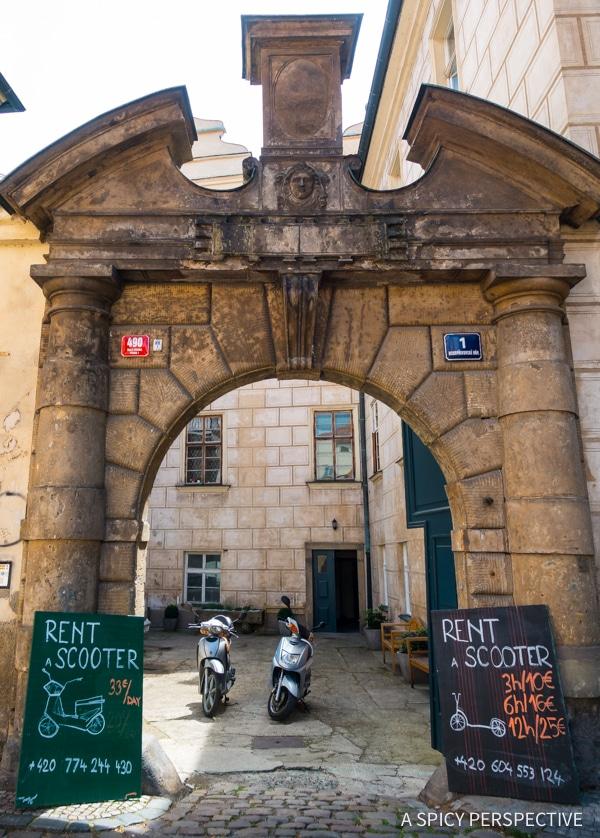 Visit Prague, Czech Republic | ASpicyPerspective.com #travel #europe