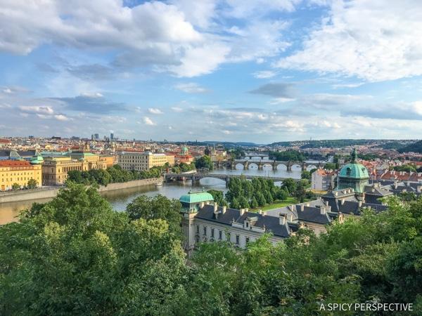 The Views - Top 10 Reasons to Visit Prague, Czech Republic | ASpicyPerspective.com #travel #europe