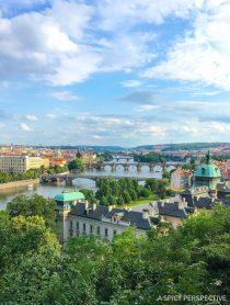 Views - Top 10 Reasons to Visit Prague, Czech Republic | ASpicyPerspective.com #travel #europe