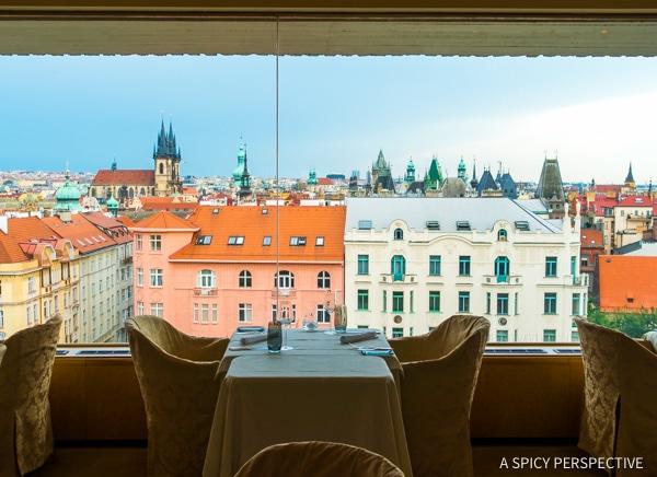 Zlata Praha - Top 10 Reasons to Visit Prague, Czech Republic | ASpicyPerspective.com #travel #europe