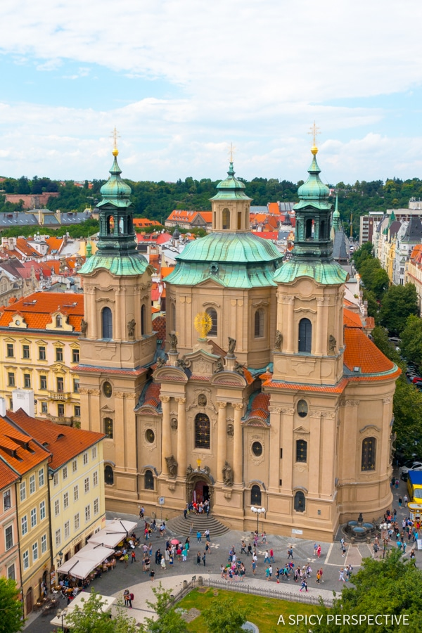 Top 10 Reasons To Visit Prague, Czech Republic