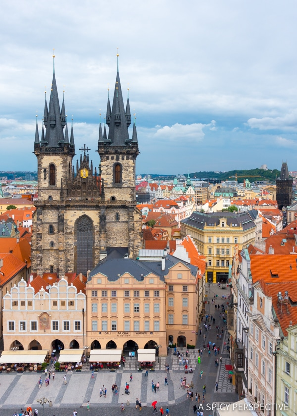 Beautiful Prague - Top 10 Reasons to Visit Prague, Czech Republic | ASpicyPerspective.com #travel #europe