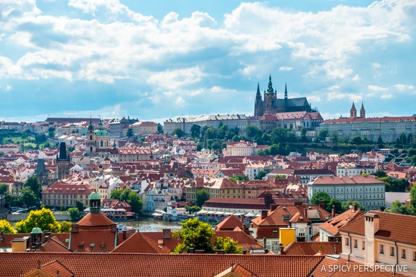Stunning Prague - Top 10 Reasons to Visit Prague, Czech Republic | ASpicyPerspective.com #travel #europe