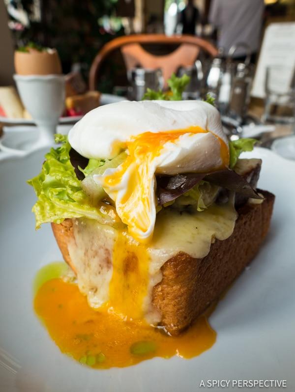 Cafe Savoy - Top 10 Reasons to Visit Prague, Czech Republic | ASpicyPerspective.com #travel #europe