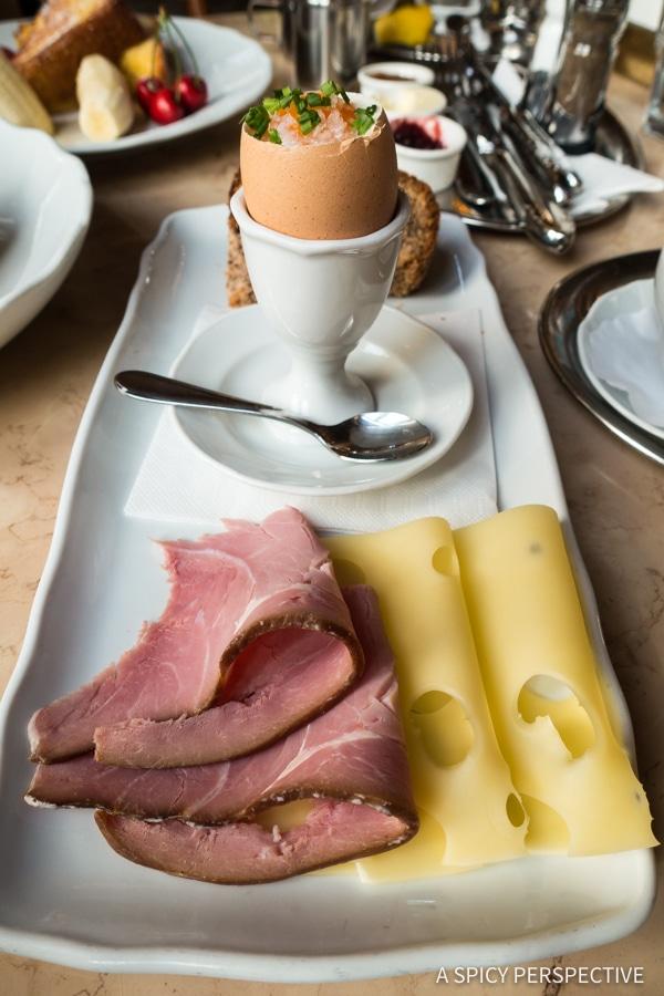 Food - Top 10 Reasons to Visit Prague, Czech Republic | ASpicyPerspective.com #travel #europe
