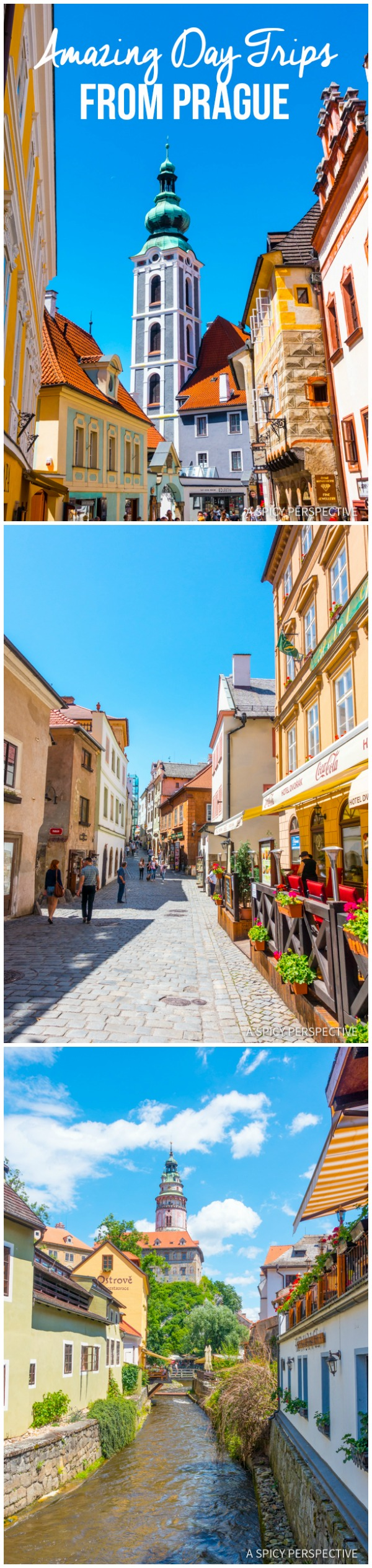 Perfect Day Trips from Prague | ASpicyPerspective.com #travel #europe
