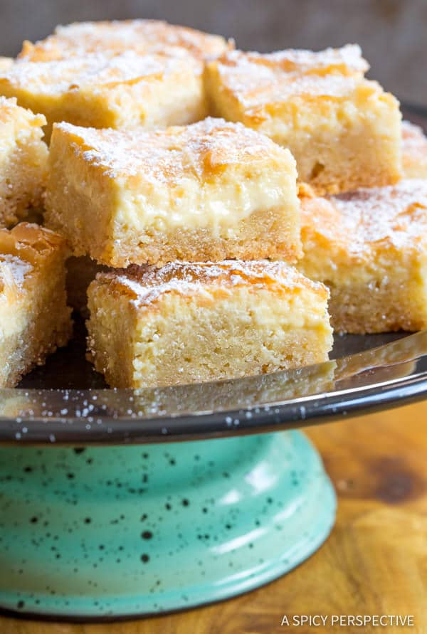 Best Homemade Gooey Butter Cake