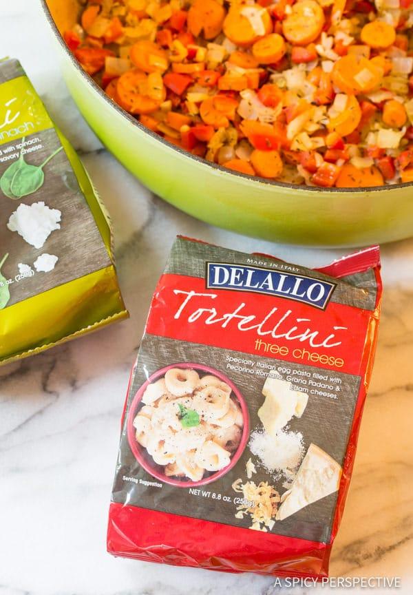 DeLallo Tortellini