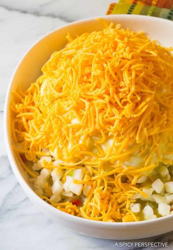 How To: 7-Ingredient Company Potatoes Recipe | ASpicyPerspective.com