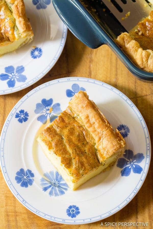 Best 5-Ingredient Omelette Bake #holiday #christmas #easter