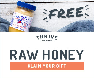 Thrive Market Honey