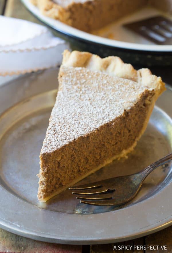 The Best Cinnamon Pie Recipe | ASpicyPerspective.com