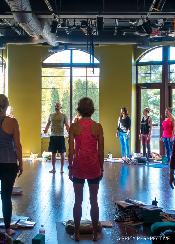 Yoga Kohler Wisconsin