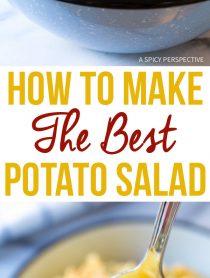 How To Make The Best Potato Salad Recipe Ever