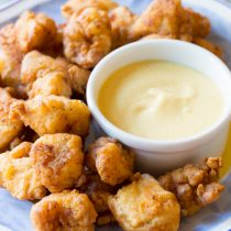 Homemade Chick Fil A Nugget and Sauce Recipe - AWESOME!! Make large batches for parties!