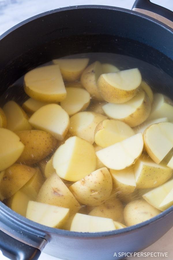 Make The Best Potato Salad Recipe Ever