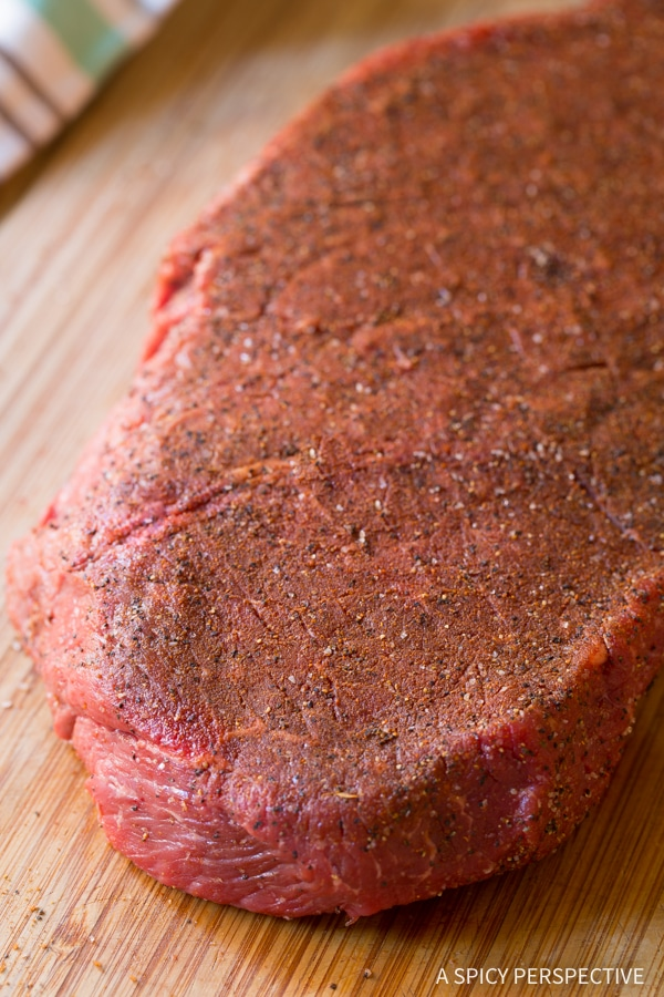 HOW TO: Low Carb London Broil Recipe with Golden Beet Salad #Healthy #GlutenFree #Paleo