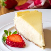 Perfect Slow Cooker Cheesecake Recipe