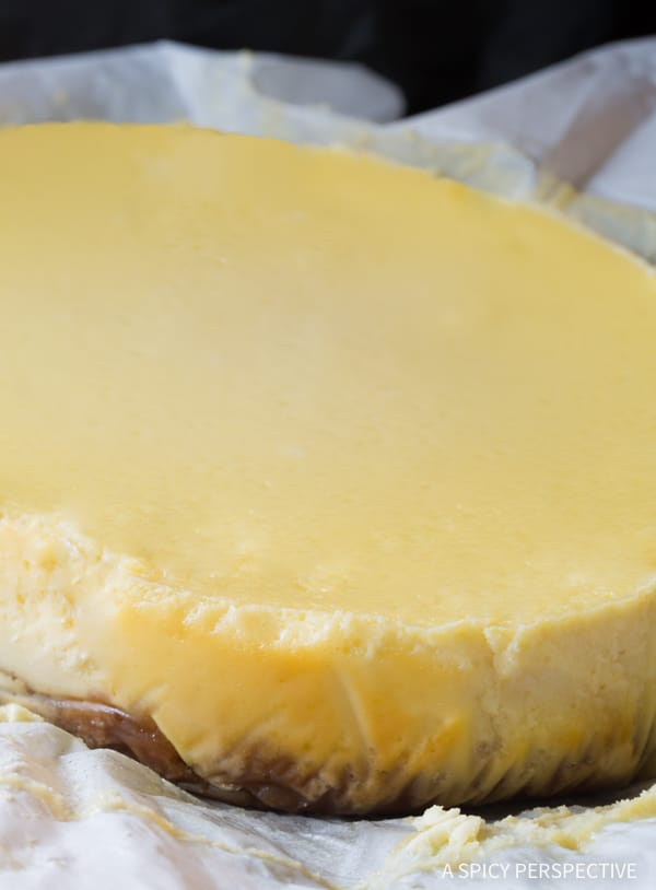 Unbelievably Perfect Slow Cooker Cheesecake Recipe