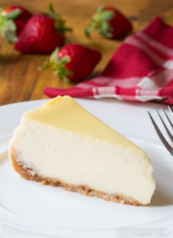 Our Perfect Slow Cooker Cheesecake Recipe