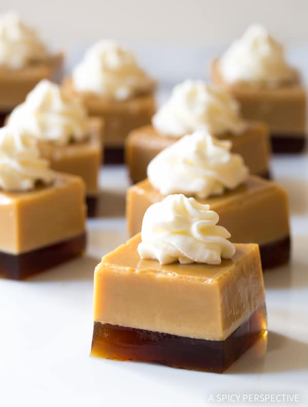 Baileys Irish Cream Jello Shots Recipe #SaintPatricksDay