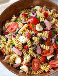 LOVE! Best Italian Pasta Salad Recipe