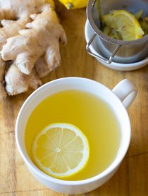Best Lemon Ginger Detox Tea Recipe