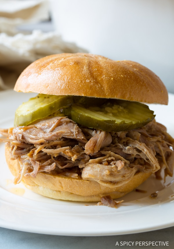 Best 5-Ingredient Southern Slow Cooker Pulled Pork Recipe