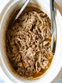 5-Ingredient Southern Slow Cooker Pulled Pork Recipe
