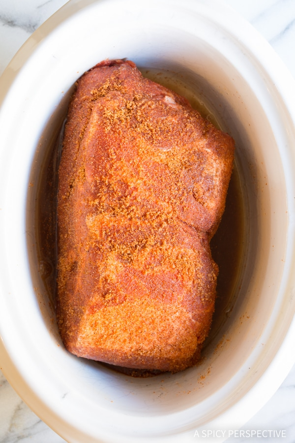 How to Make 5-Ingredient Southern Slow Cooker Pulled Pork Recipe