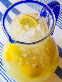 Carson's Stevia Lemonade Recipe #lowcarb #sugarfree