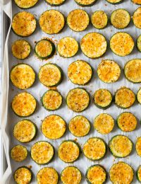 Fabulous Crispy Creole Roasted Zucchini Recipe