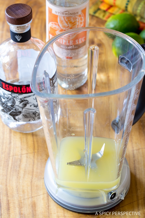 Easy Frozen Beeritas Recipe #cincodemayo