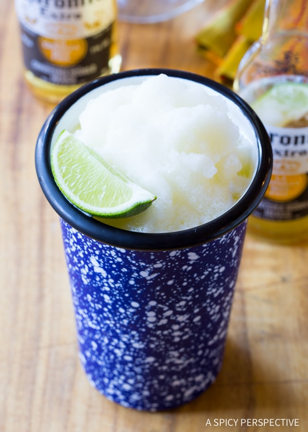 Perfect Frozen Beeritas Recipe #cincodemayo