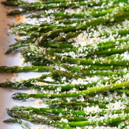 Lemon Butter Roasted Asparagus Recipe