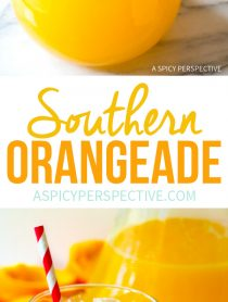 The Best Southern Orangeade Recipe