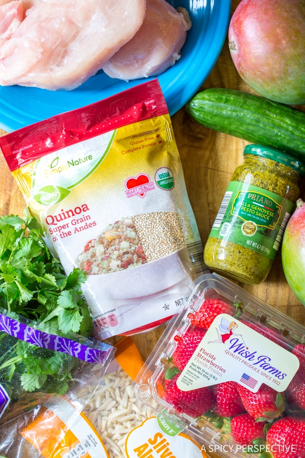 Healthy Foods at ALDI