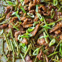 Gluten Free Mongolian Beef Pasta Whole Foods