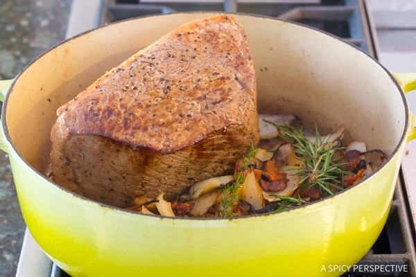 How to Make Mom's Best Beef Pot Roast Dinner Recipe (Slow Cooker Friendly!)