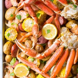 Sheet Pan Low Country Boil (Broil) Recipe