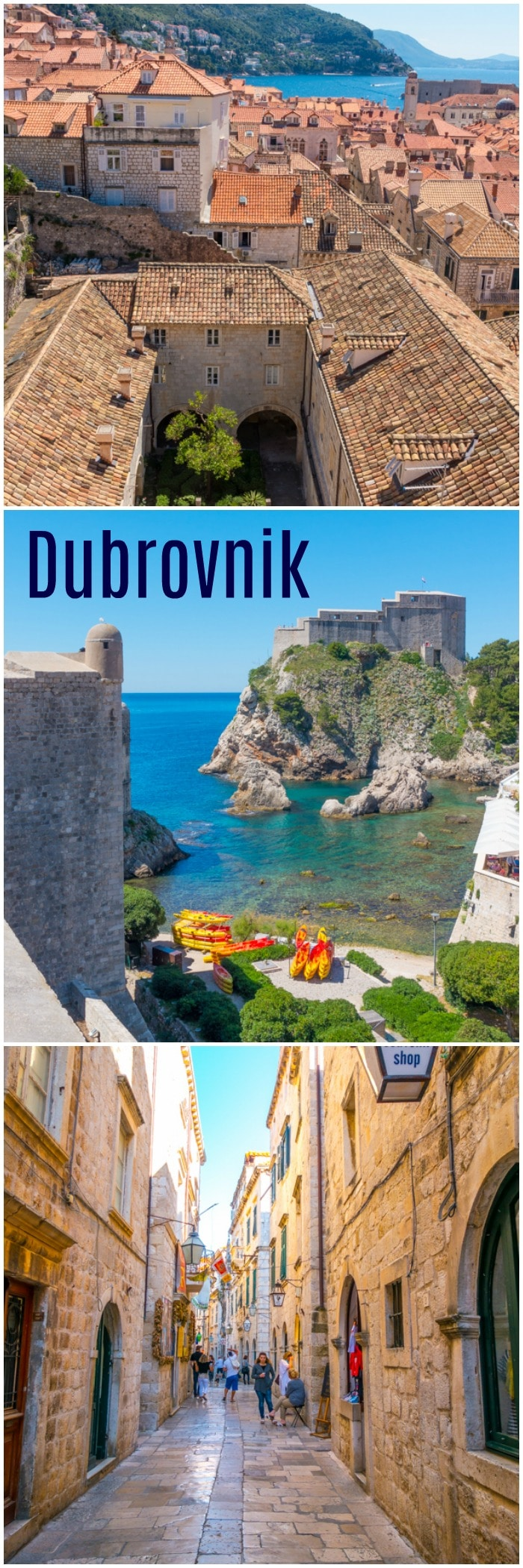 The Best Things To Do In Dubrovnik, Croatia #travel #bucketlist