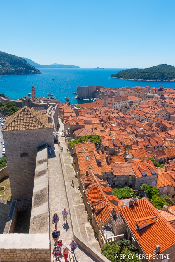 All The Best Things To Do In Dubrovnik, Croatia #travel #bucketlist