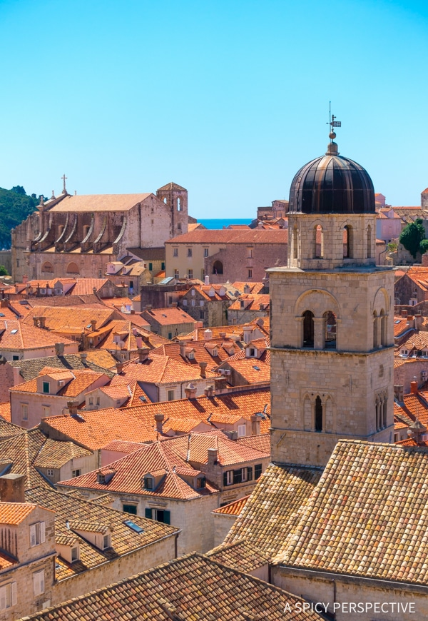 Best Attractions In Dubrovnik, Croatia #travel #bucketlist