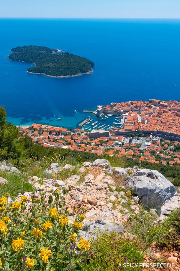Lokrum - Best Things To Do In Dubrovnik, Croatia #travel #bucketlist