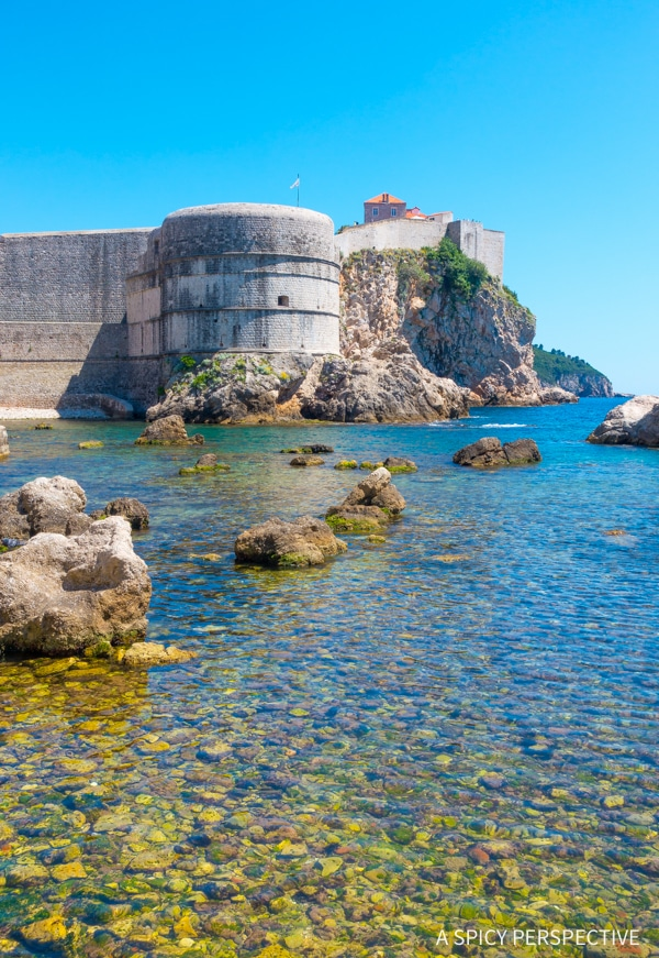 Best Things To Do In Dubrovnik, Croatia #travel #bucketlist #gameofthrones