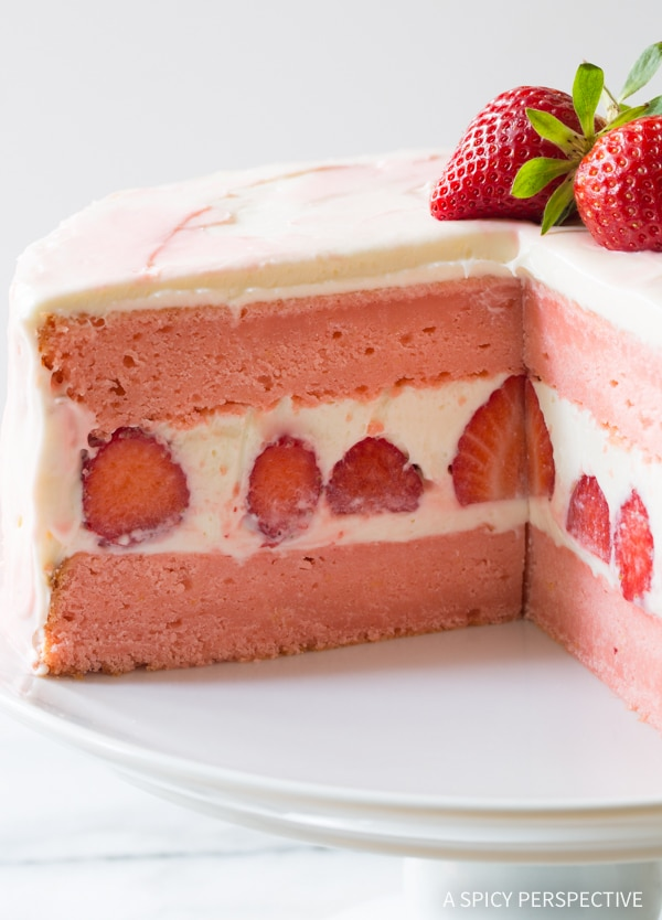 Best Frosting Recipe For Strawberry Cake