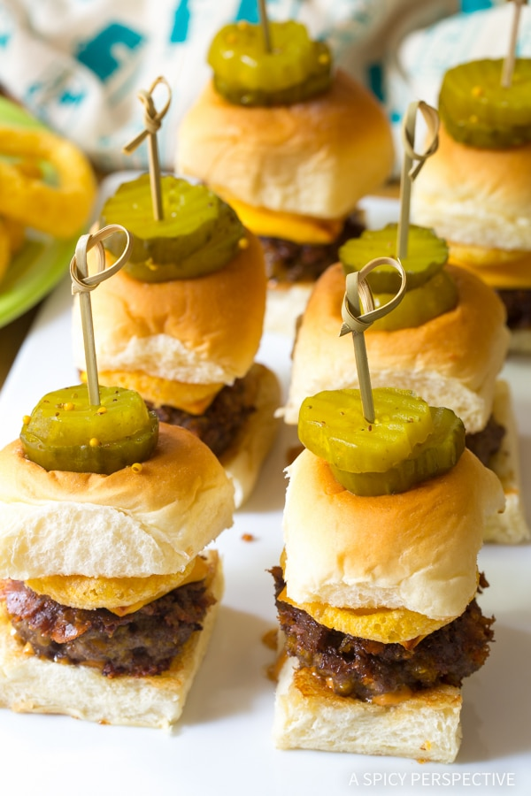Easy Funyuns Sliders Recipe