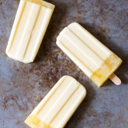 Homemade Pineapple Orange Creamsicle Recipe