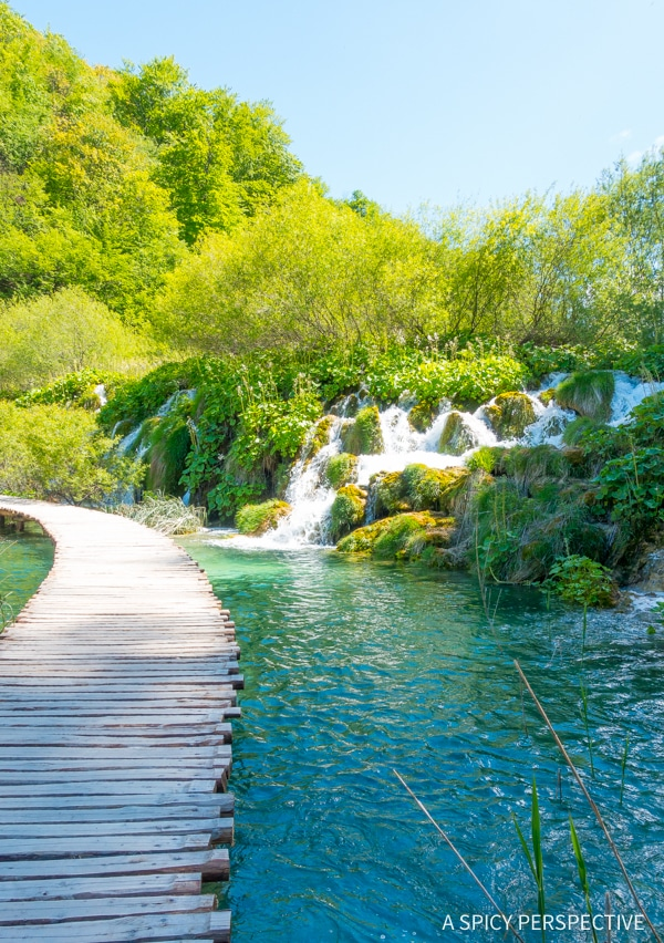 Perfection! Plitvice Lakes National Parks in Croatia - Must See! #travel